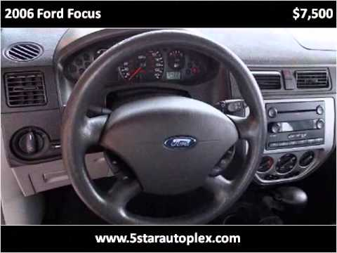 2006 Ford Focus Used Cars Houston TX  YouTube