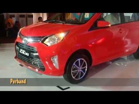 Perbandingan Toyota Calya dan Daihatsu Sigra VS Datsun Go