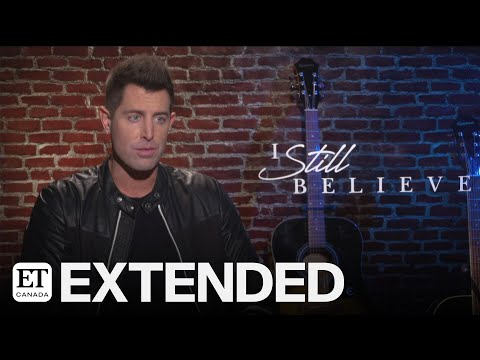 Jeremy Camp 'Lost It' After Watching 'I Still Believe' | EXTENDED