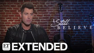 Jeremy Camp Lost It After Watching I Still Believe | EXTENDED YouTube Videos