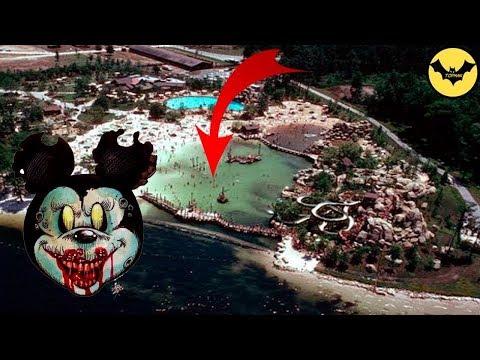 Disney Ferme Son Parc Pour Une Raison Terrifiante.