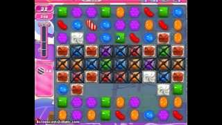 Candy Crush Saga Level 665 using No Boosters.