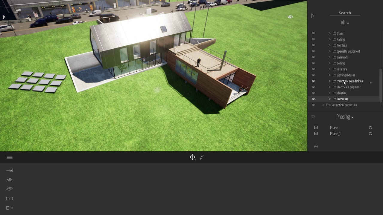 6 Steps to create a Construction Animation in Twinmotion 2019
