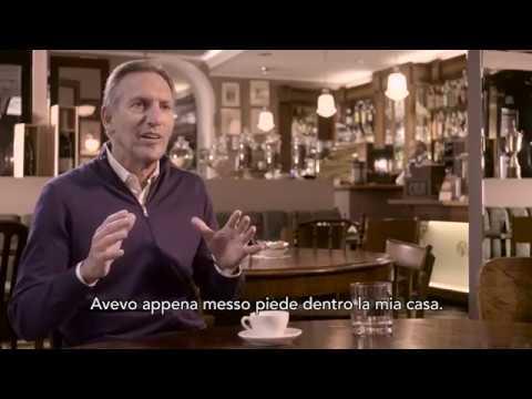 Starbucks Journey to Milan