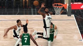 NBA 2K20 My Career EP 70 - 8 Lobs! 38 Assists! NFG2