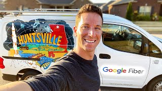 My Experience and Review of Google Fiber!
