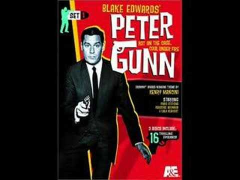 Peter Gunn(1958-1961) - ThemeMusic