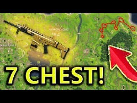 Best spot loot de coffre Fortnite - YouTube - 480 x 360 jpeg 34kB