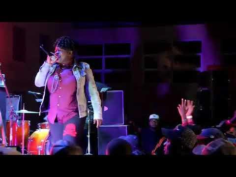 Kadjah live on stage 2017