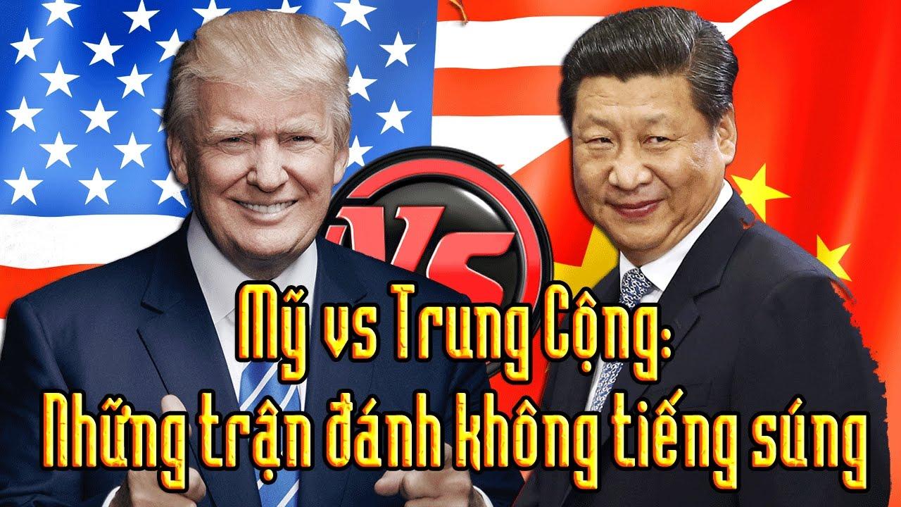 Mỹ vs Trung Cộng: Những trận đánh không tiếng súng! - YouTube