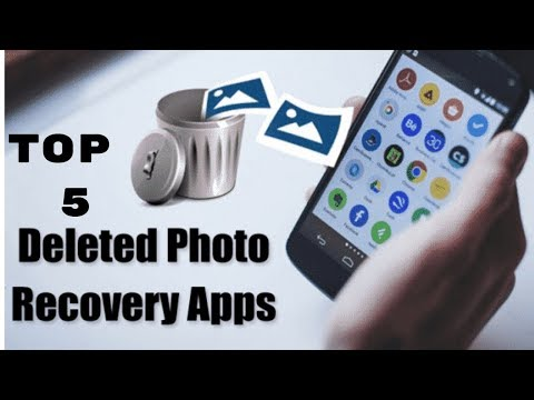 Top 5 Best Deleted Photo Recovery Apps For Android 2019