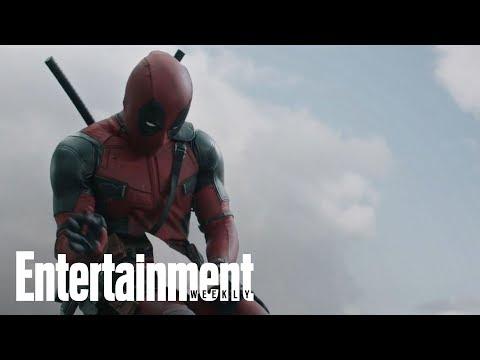 Ryan Reynolds Channels 'Flashdance' In New 'Deadpool 2' Poster | News Flash | Entertainment Weekly