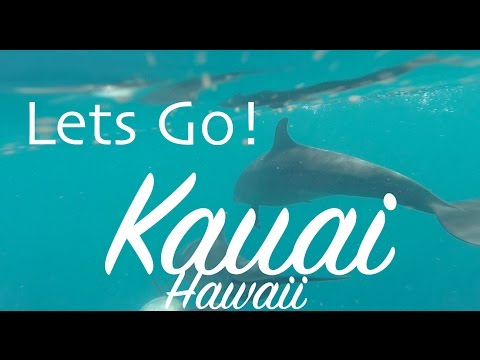 Lets Go To Kauai!