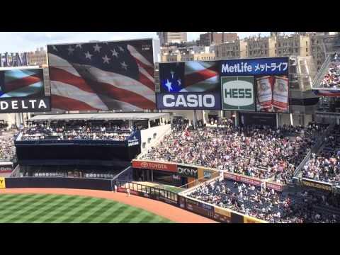 New York Yankees Intro