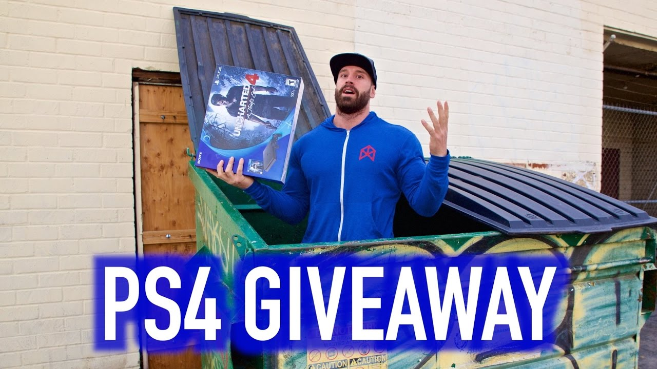 ps4 sweepstakes season of giving ps4 giveaway youtube 938