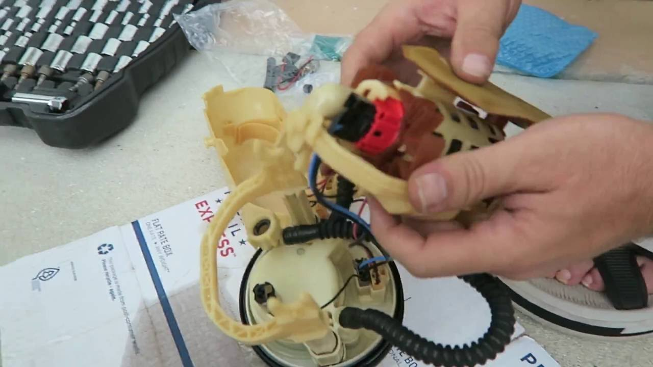 rsx fuel pump diy [ 1280 x 720 Pixel ]