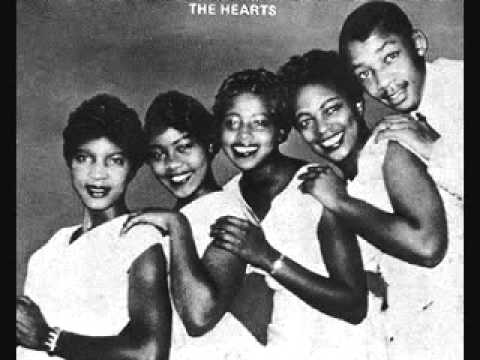 The Hearts - Lonely Nights (1955)