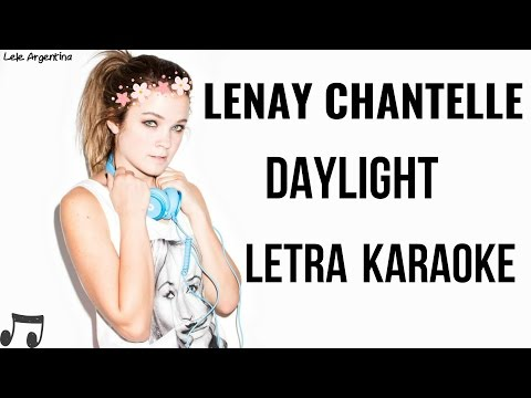 Lenay - Daylight - Karaoke