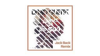 David Guetta ft. Sam Martin - Lovers On The Sun (Jack Back Remix)