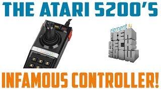 Atari 5200: Making a Better Controller