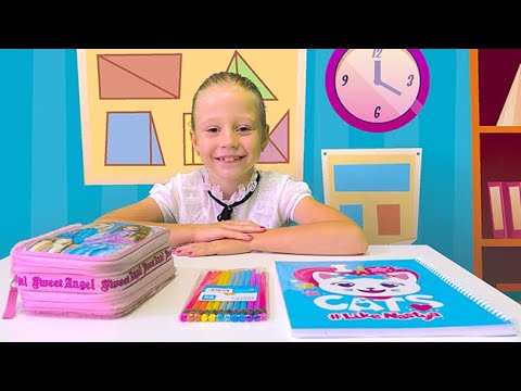 Download Nastya and her Back to School story