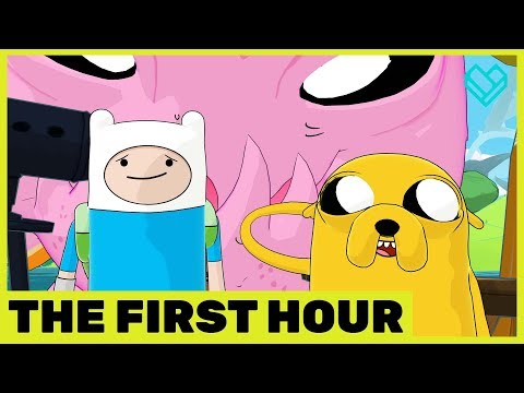 The First 56 Minutes of Adventure Time: Pirates of the Enchiridion