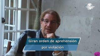 Andrés Roemer es buscado a nivel internacional pues se cree que el escritor y conductor de televisión, puede estar refugiado en Israel
