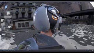 iClone教學093 iclone7  一鍵輸出VR 360全景影片