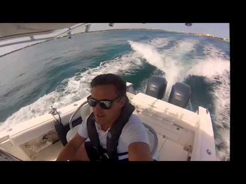 First GoPro Yachting Fun with Emile Kotze Below Deck! OUTDOOR OFFICE OWN IT!