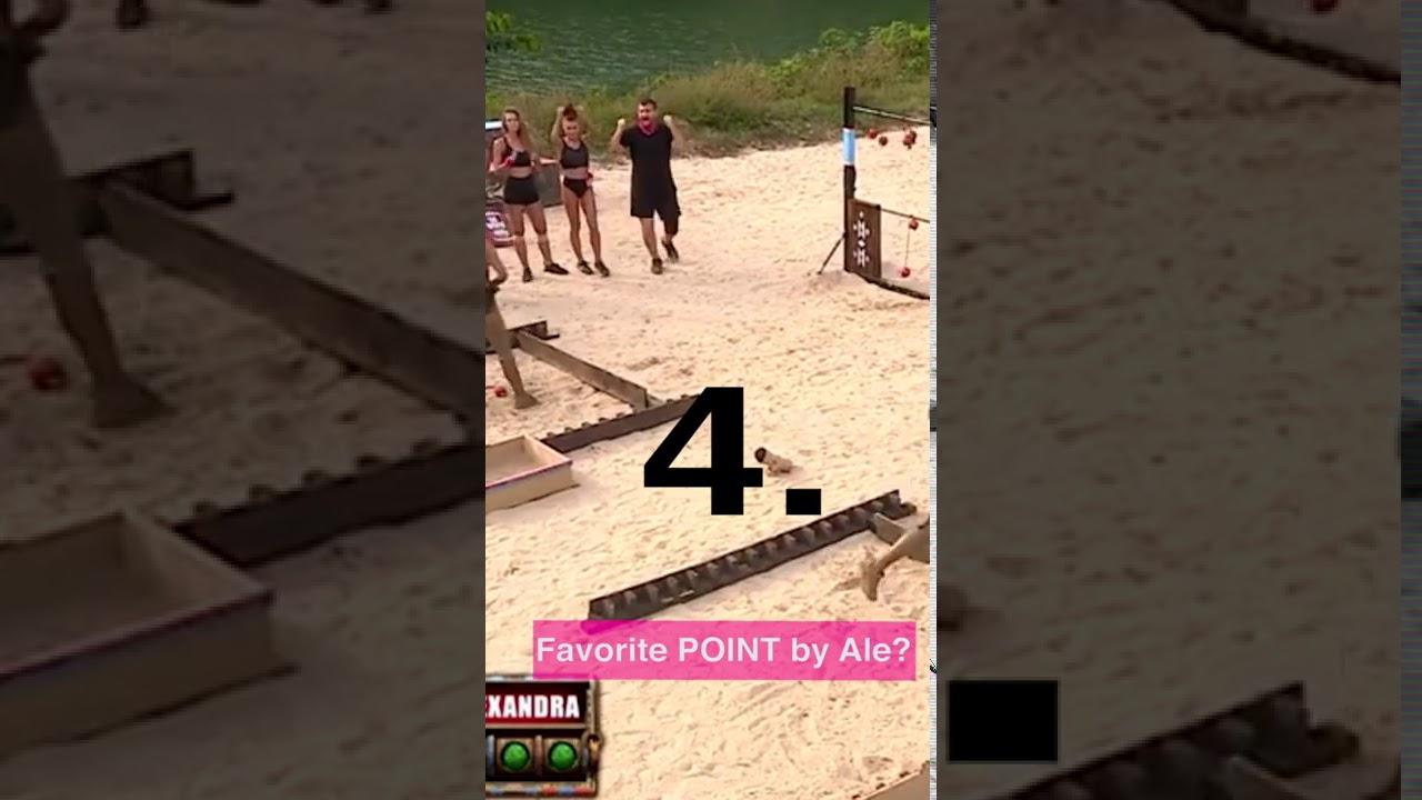 Download Alexandra Stan: Favorite point I Survivor Kanal D #amuncepe