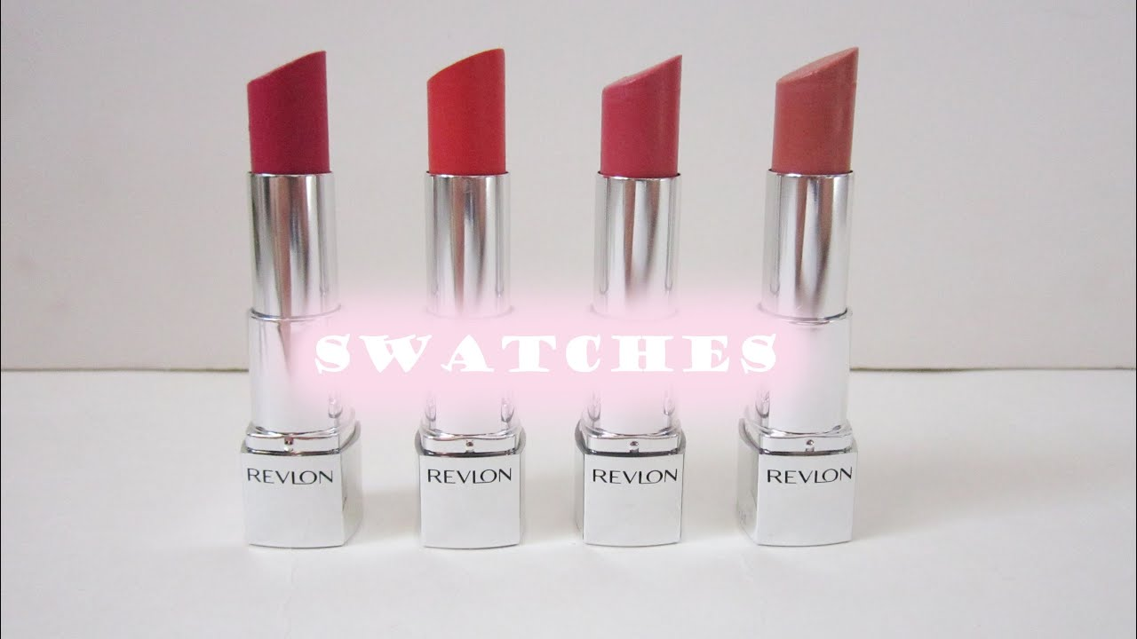 Harga Jual Lipstik Revlon Ultra Love Is On With Revlons Colorstay Hd Lipstick No840 Pointsettia Swatches