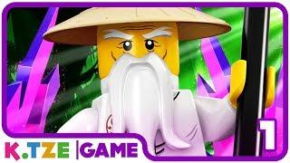 Lego Ninjago Movie Wu Cru Deutsch 🏮 Spiele App | Folge 1