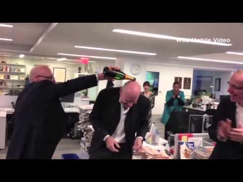 Murdoch Welcomes Baker as WSJ Managing Editor