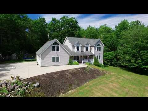 Auburn, Maine Home for Sale 710 Garfield Road Overlooking Taylor Pond