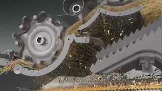 Combine Harvesting Animation (MCS)