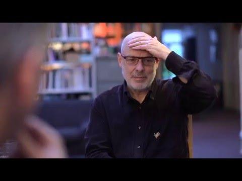 Brian Eno & Steven Johnson: On Art