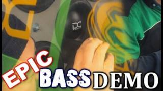 EPIC Sound System FLEX w/ Loudest RagTop Stereo In The World | Boyd's INSANE Car Audio BASS Song