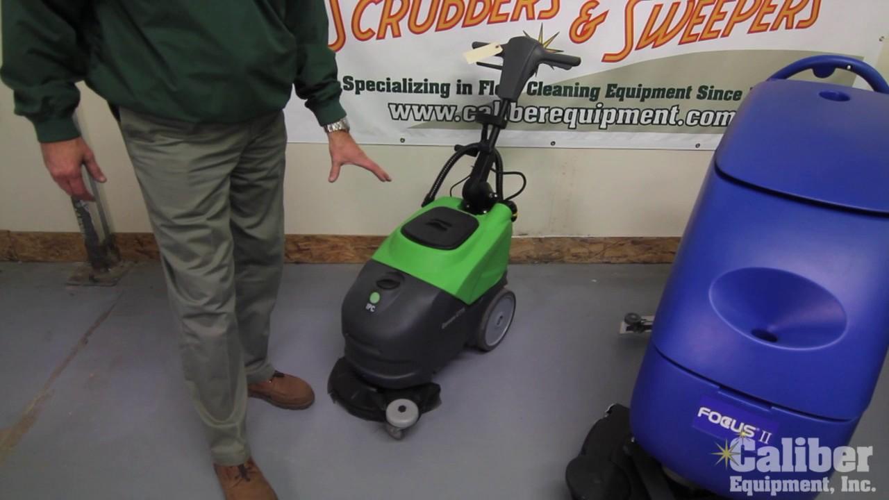 Reviews For Walk Behind Floor Scrubbers Caliber Equipment