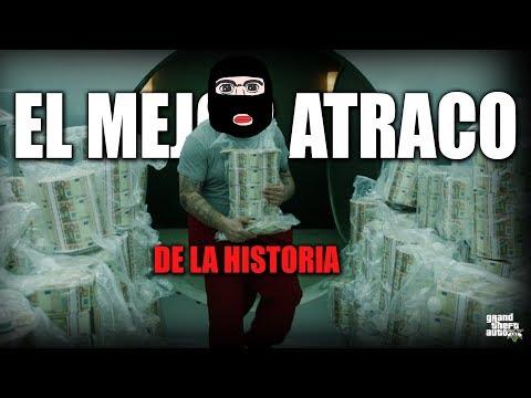 HE HECHO EL MEJOR ATRACO DE LA HISTORIA | GTA LIFE
