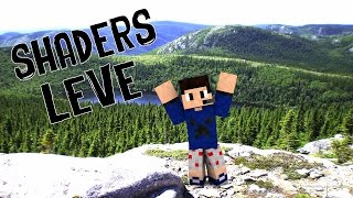 SHADERS LEVE PARA PC FRACO! - Minecraft   (ft:renan)