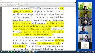 02 Studrondo pri La Diamanta Sutro | 에스페란토 금강경 4-7장 공부 (zoom)