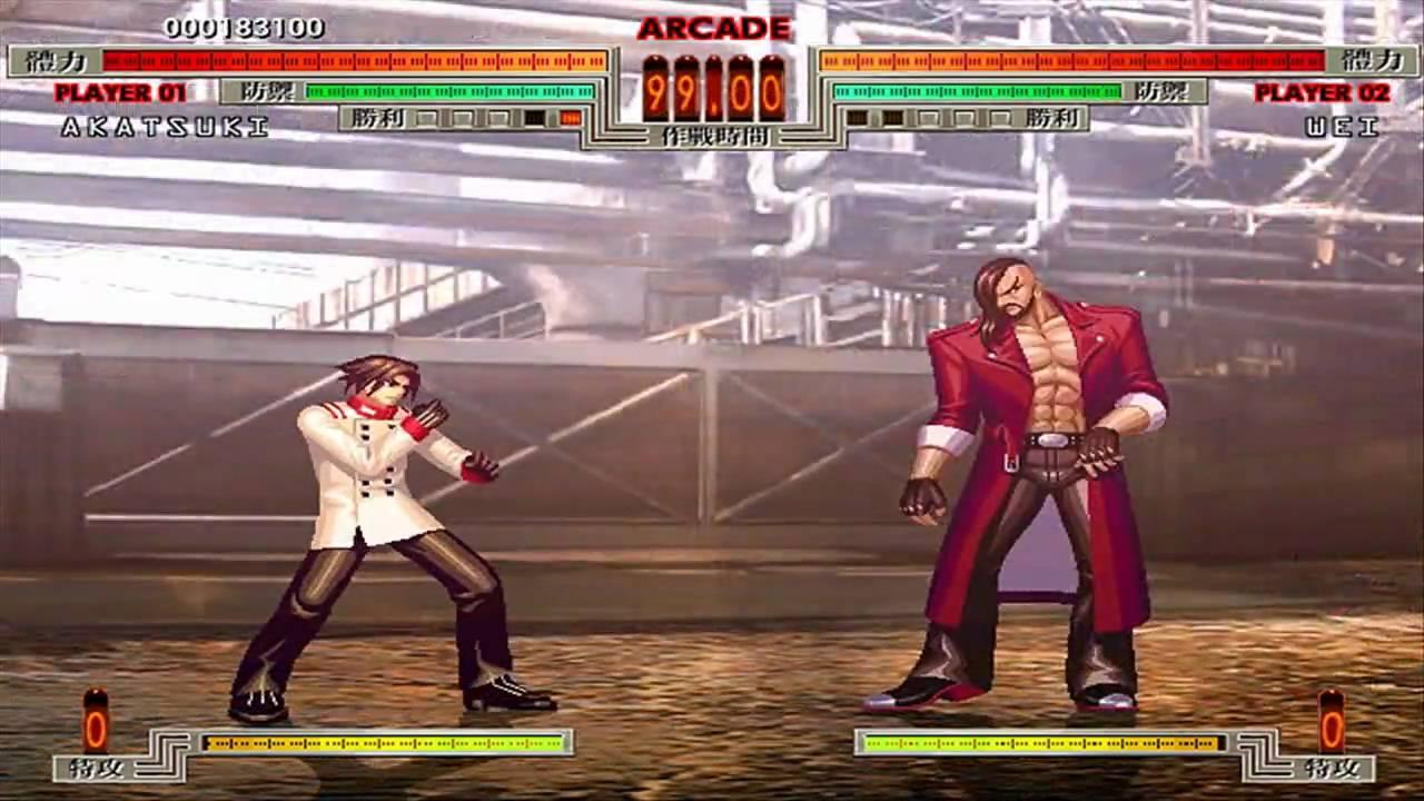 Akatsuki Blitzkampf [アカツキ電光戦記] Game Sample (2) - PC/Doujin - YouTube