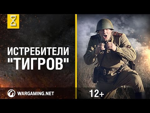 """Сандомирский плацдарм. Истребители """"Тигров"""". Первая серия"""