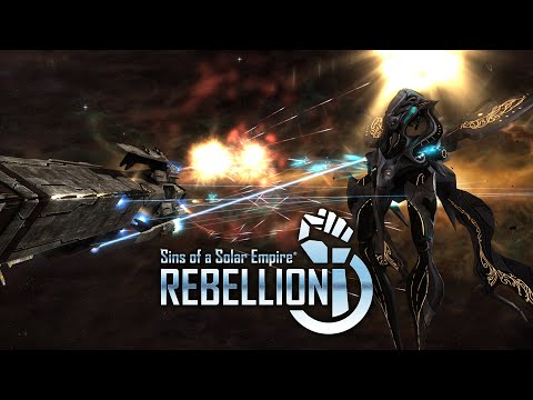 Sins of a Solar Empire: Rebellion Launch Trailer