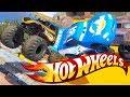 HOT WHEELS MONSTER JAM JUNKYARD CHALLENGE (Cars 3 Challenge)