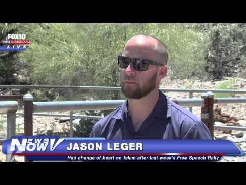 FNN: FULL Interview with Jason Leger, Anti-Islam Protester Who Changed Heart