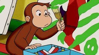 Jorge el Curioso en Español Compilación de 1 Hora  Capitulos completos del Mono Jorge