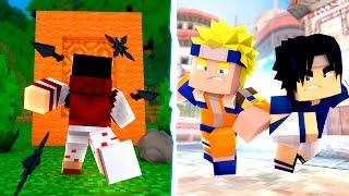 Minecraft: PORTAL PARA NARUTO‹ AMENIC ›