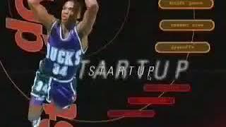 NBA Inside Drive 2000 Trailer