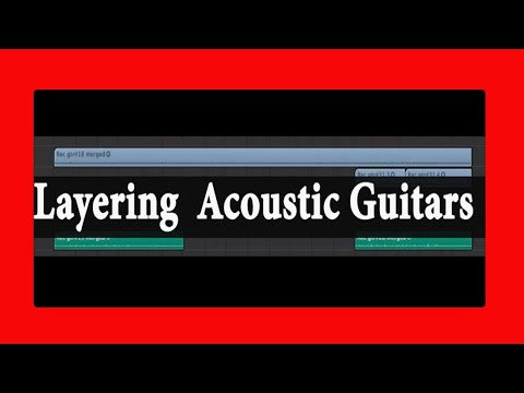 Mixing Guitars: Layering Acoustic Guitars | Theo Nt | theont.com